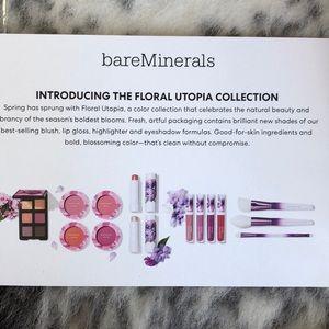 bareMinerals Makeup - BareMinerals Floral Utopia Collection